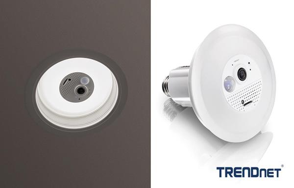 TRENDnet WiFi Light Bulb Camera