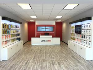 uBreakiFix specializes in same-day repair service of small electronics, repairing cracked screens, software issues, camera issues and other technical problems at its more than 500 stores across North America.