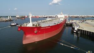SemGroup Receives First Ship at Newly Completed Deep-Water Dock