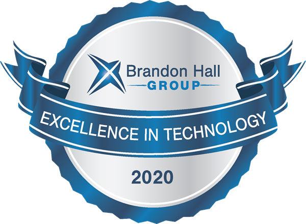 Brandon Hall Group Excellence in Technology Awards for Human Capital Management