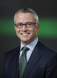 Jeffrey J. Jones II, President and CEO (Effective Oct. 9, 2017)