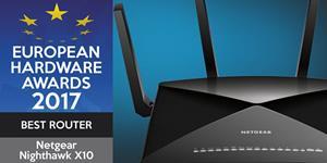 NETGEAR Nighthawk X10 Voted Best WiFi Router in Europe