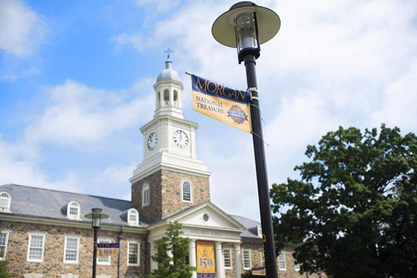 """Morgan State University is Maryland's Preeminent Public Urban Research University and its campus was named a """"National Treasure"""" by the National Trust for Historic Preservation."""