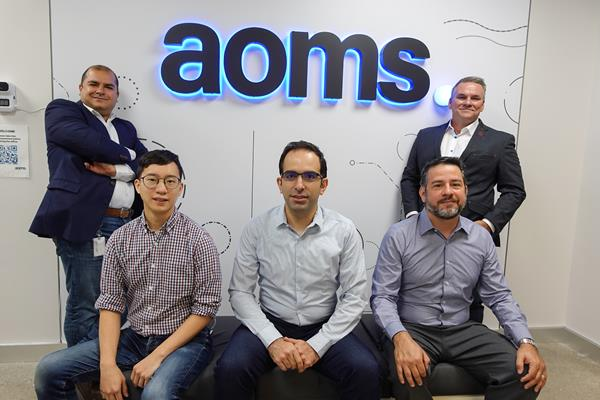 AOMS Technologies Team