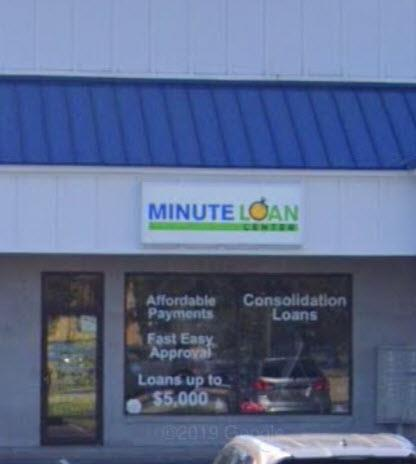 Rehoboth Beach, Delaware Minute Loan Center Store Front -  joins with the team from Lewes, Delaware.  Visit our newly combined location.  Serving as Your Community Lender! #minuteloancenter #loan #fastcash