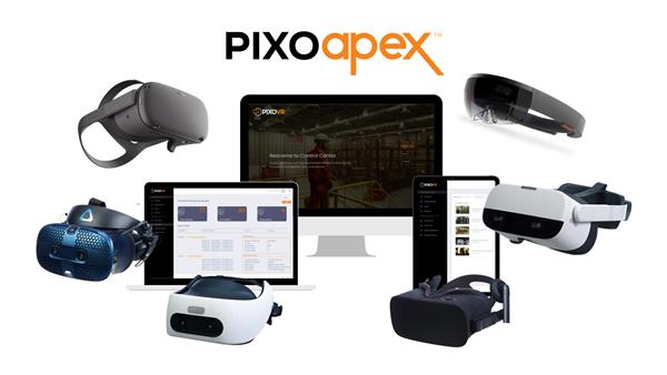 PIXO Launches Groundbreaking Platform for VR, AR, MR