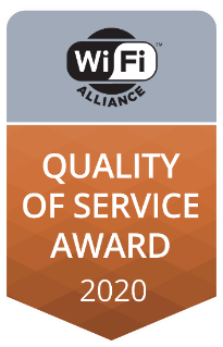 2020 Quality of Service Award