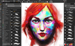 Painter 2020 Brush Selector
