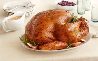 Foster Farms turkey