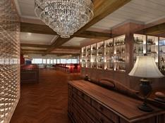Sixth floor renovation at Churchill Downs Racetrack