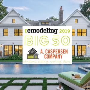 A. Caspersen Company Remodeling Big 50 Announcement