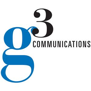 G3 Communications Logo