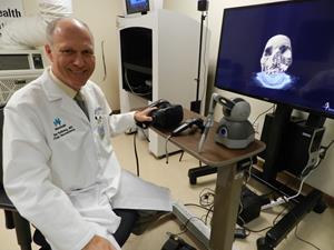 ImmersiveTouch Installs Revolutionary Surgical Simulation