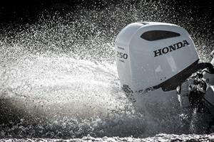 Honda Marine Refreshed BF250 V6 Outboard Motor