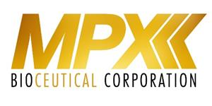 MPX Bioceutical Corporation Logo
