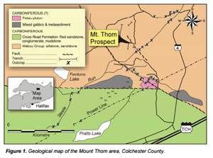 The Mount Thom Project