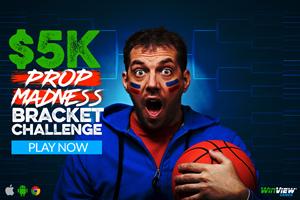 $5K Prop Madness Bracket Challenge