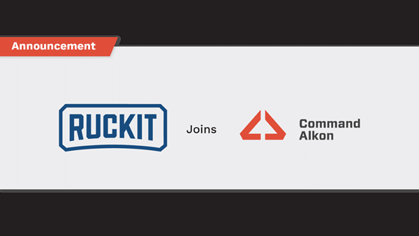 Command Alkon Acquires RuckIt, Inc.