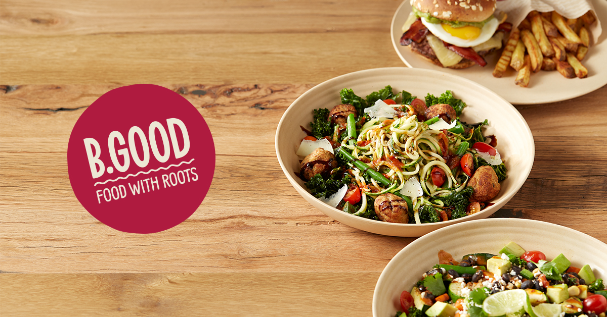 B GOOD and DoorDash Announce Partnership to Launch Delivery Across