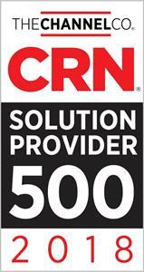 CRN 2018 Solution Provider 500