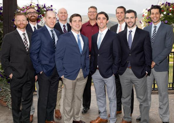 Sports Medicine Fellows 2018-2019