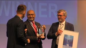 First Solar receives Smarter E Outstanding Project award