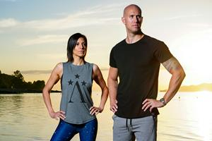 Astra Athletica Co-Founders