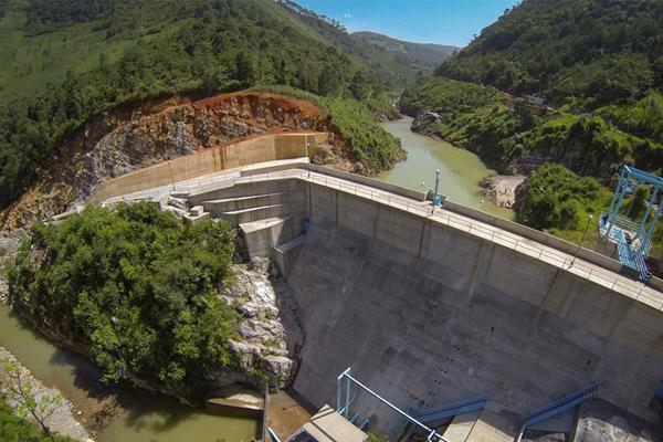 ATCO Acquires Hydroelectric Power Station