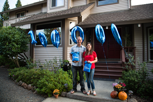 Sunrun's 100,000th Customer - The Noren Family
