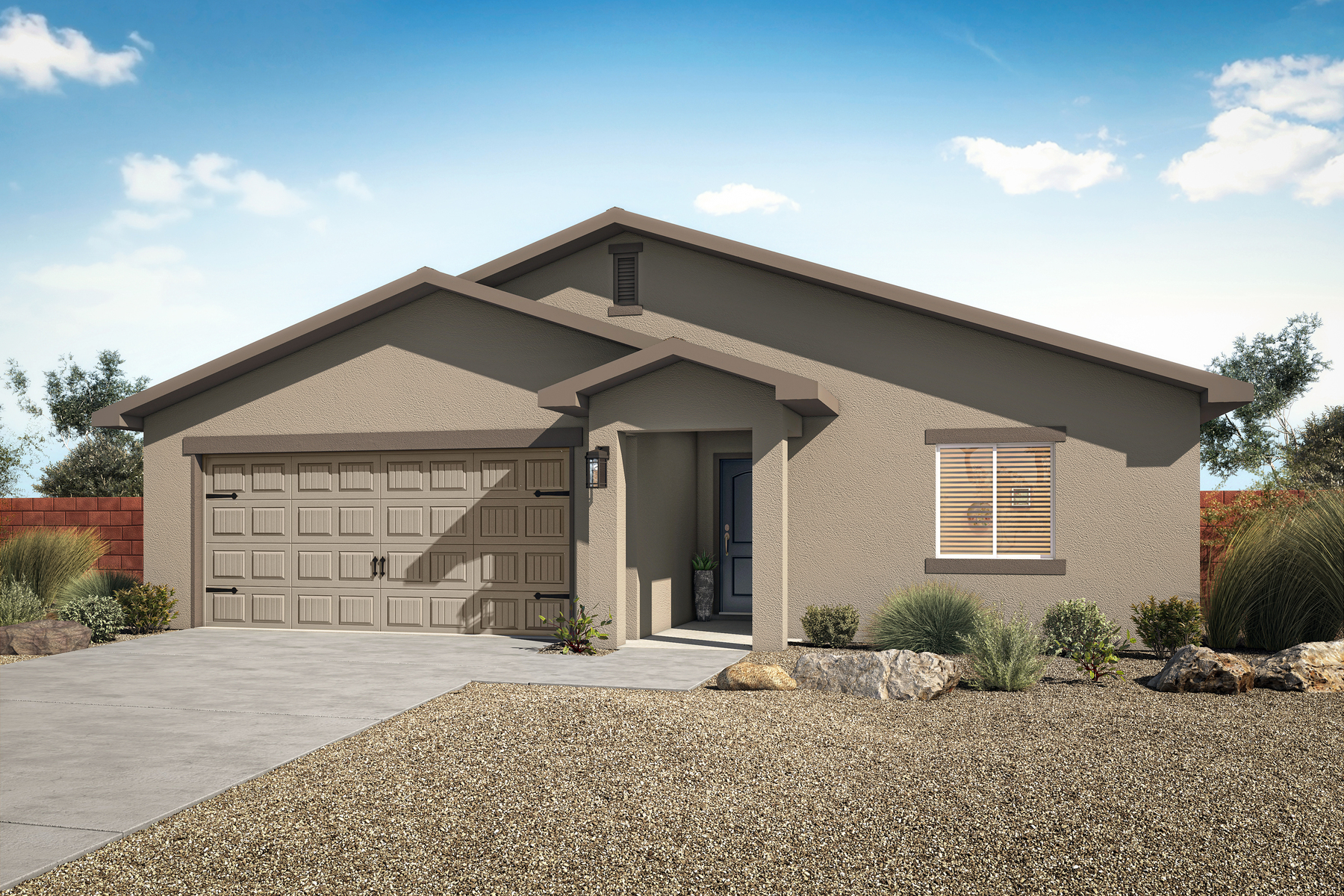 LGI Homes offers new, single family homes and townhomes with three and four bedrooms in Albuquerque.