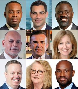 Bermuda Executive Forum Miami speakers