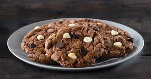 Chocolate! Chocolate! Chocolate! Cookie Dough