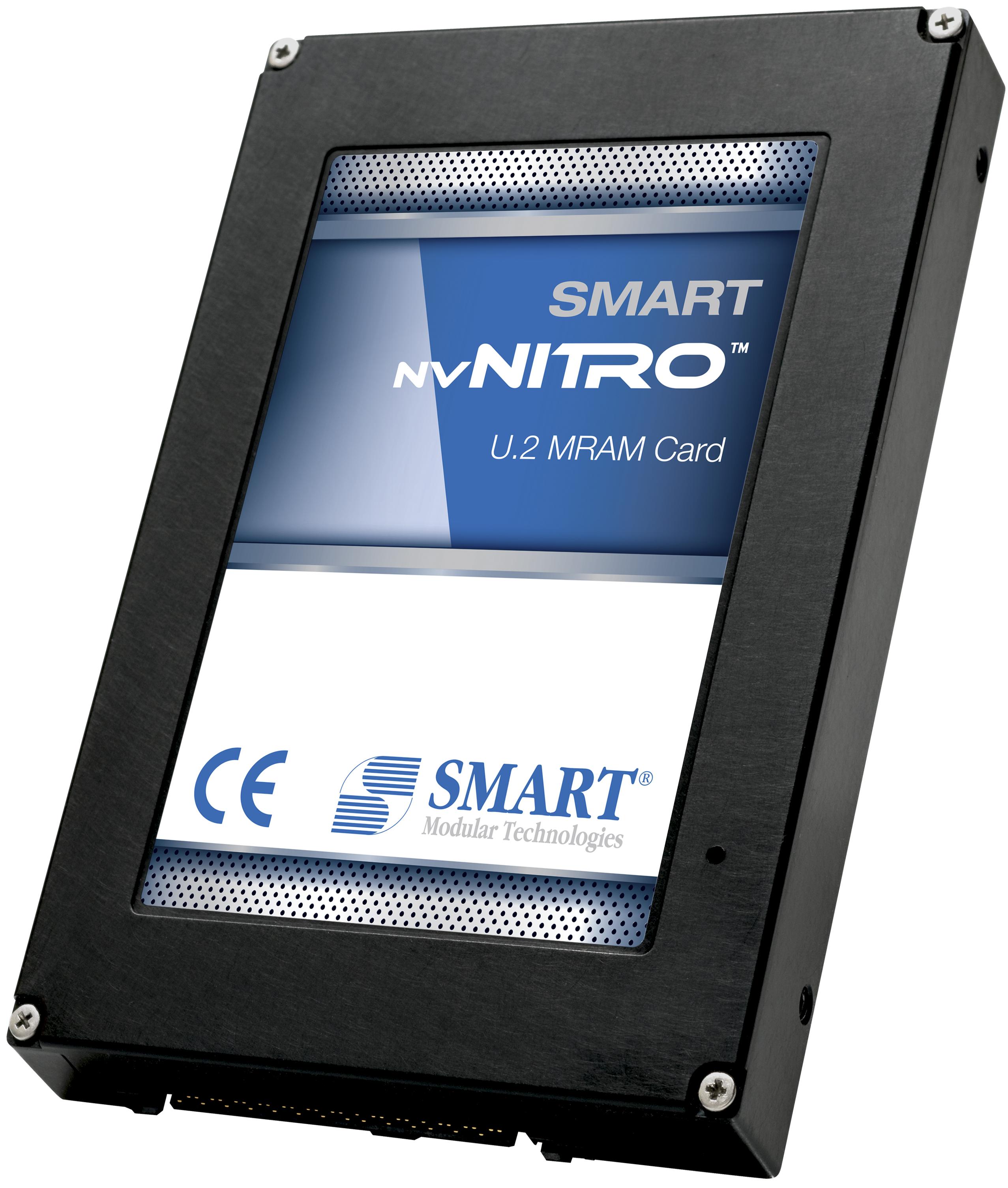nvNITRO U.2 NVMe Storage Accelerator