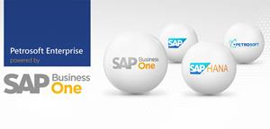 Petrosoft Enterprise powered by SAP Business One®