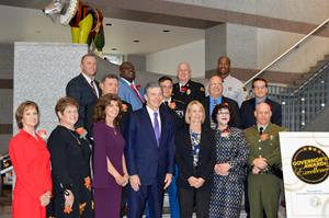 SECU Members Help Honor State Government Employees with Awards Ceremony Sponsorship
