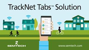 Semtech and TrackNet