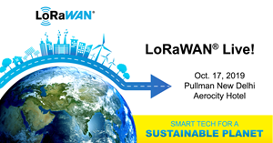 LoRaWAN® Live! Smart Tech for a Sustainable Planet