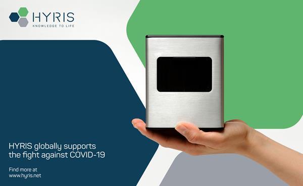 Hyris System™ for Covid-19 diagnostics