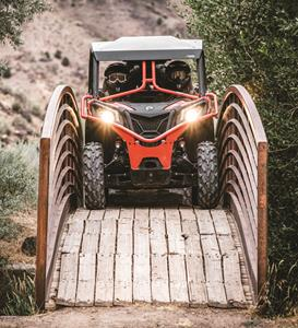 Can-Am Maverick Trail vehicle