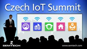 Semtech and Czech IoT Summit