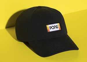 Pong Speakerhat