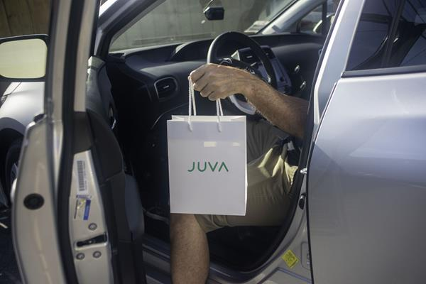 Juvas Redwood City Delivery to serve SF Bay Area Peninsula