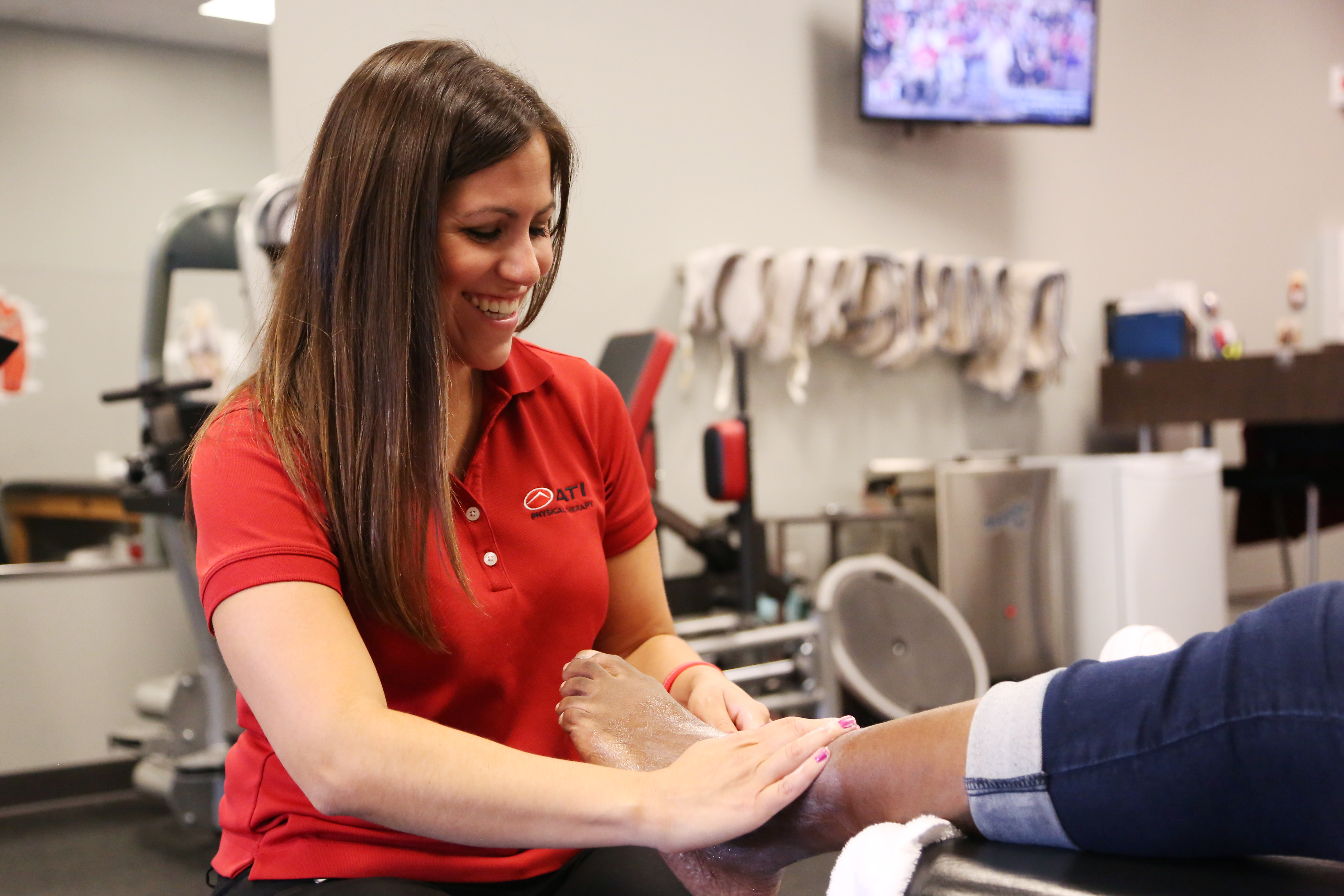 ATI Physical Therapy and University of St  Augustine for