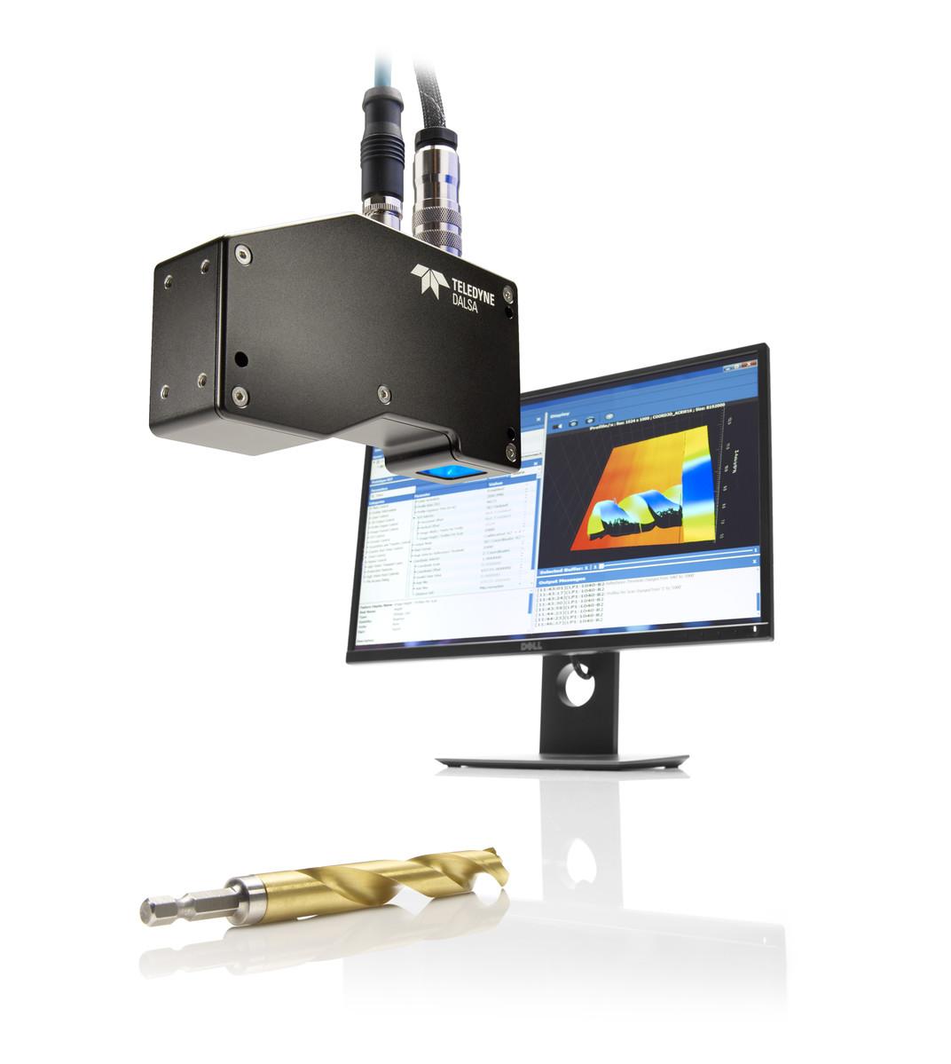 Teledyne DALSA's Z-Trak laser profiler