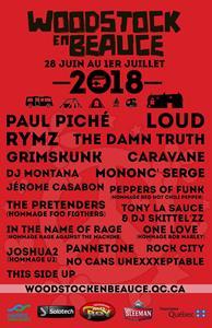 Woodstock en Beauce 2018