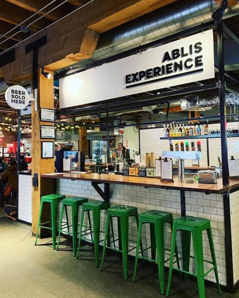 Ablis Experience Photo Grand Opening