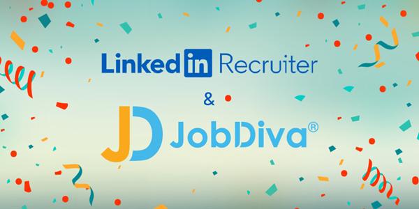 JobDiva LinkedIn Recruiter Integration