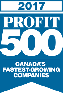 Blackline Safety Corp. No. 201 on the 29th annual PROFIT 500