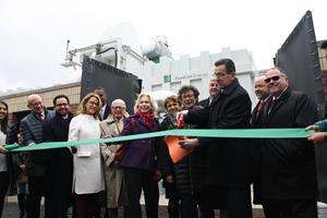 Fuel Cell Ribbon Cutting