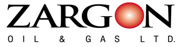 Zargon Oil & Gas Ltd. Provides 2018 Third Quarter Results